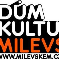 Dům kultury Milevsko
