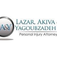 Lazar, Akiva & Yagoubzadeh