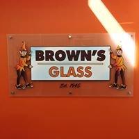 Brown's Glass