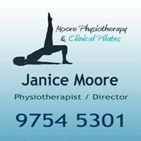 Moore Physiotherapy & Clinical Pilates