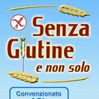 Senza glutine e non solo
