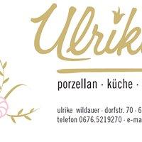 Ulrike - Porzellan - Küche - Deko & mehr