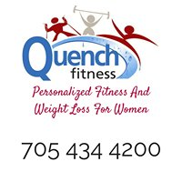 """Quench Fitness """"The workout women thirst for!"""""""
