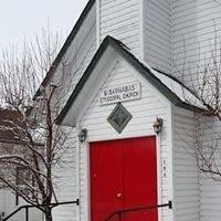 St. Barnabas' Episcopal Church, Saratoga, WY