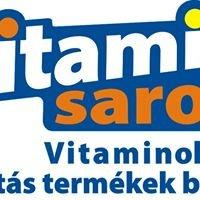 Vitaminsarok - vitaminok, paleo és diétás termékek boltja