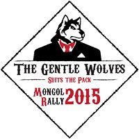Mongol Rally 2015