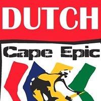 Dutch Cape Epic day
