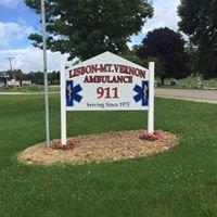 Lisbon - Mount Vernon Ambulance Service