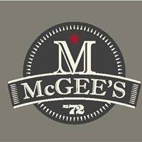 McGee's No.72