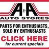 A&A Auto Parts Store Pottsville