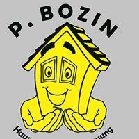 P.Bozin Haus- und Gartenbetreuung Winterdienst