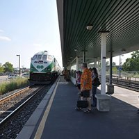 Burlington GO Station