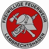 Freiwillige Feuerwehr Lambrechtshagen