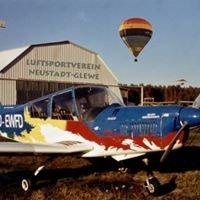 Flugplatz Neustadt- Glewe