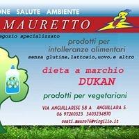 Mauretto - Alimenti per intolleranti, celiaci, prodotti dukan e bio