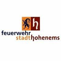 Feuerwehr Hohenems