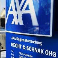 AXA Versicherungen Neubrandenburg Hecht & Schnak OHG