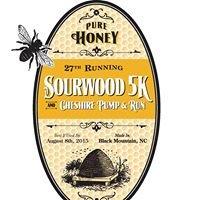 Sourwood 5K and Cheshire Pump & Run
