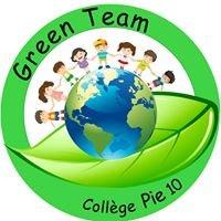 Green Team Collège Pie 10