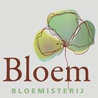 Bloem; bloemisterij