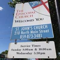 St. John's Episcopal Church, Versailles Kentucky