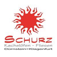 SCHURZ - Fliesen - Kaminöfen - Kachelöfen - Herde - Heizkamine