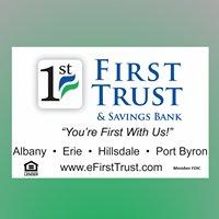 First Trust & Savings Bank
