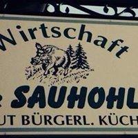 Wirtschaft zur Sauhohle in Hösbach