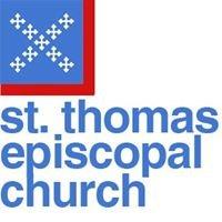 St. Thomas Episcopal Church, Campbellsville KY