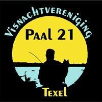 Visnachtvereniging Paal 21 geduld is een schone haak