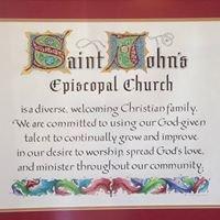 St. John's Episcopal Church in Thibodaux, La.
