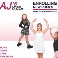 AJ'S School of DANCE