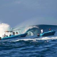 Teahupoo Tahiti Surfari - Taxi Boat - Excursions