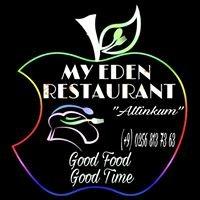 "MY EDEN      ""Good Food Good Time"""