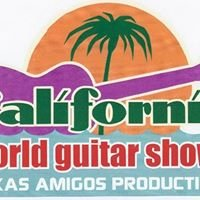 California World Guitar Shows