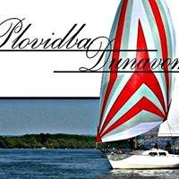 Jedrenje Dunavom ~~ Sailing on the Danube