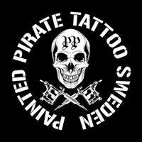 Painted Pirate Tattoo