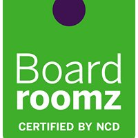 Boardroomz, certified by NCD