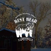 Best Bear Lodge and Campground Baldwin/Irons Area