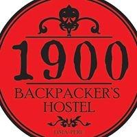 1900 Backpacker's Hostel