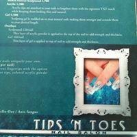 Tips 'n Toes Westgate Alabang