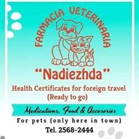 Farmacia Veterinaria Nadhiezda