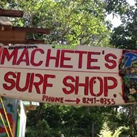 Machetes surf shop