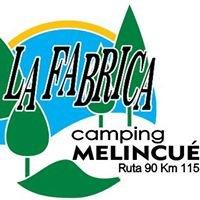 Camping Melincue-La Fabrica-