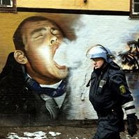 Politirazzia på Christiania?