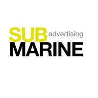 Submarine advertising