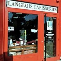 Manufacture Langlois-tapisseries : création / conservation-restauration
