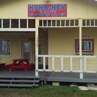 Hoka-Hey Cafe Po-Boys To Go