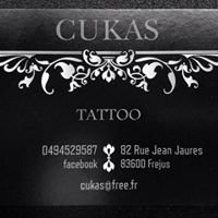 Cukas,Studio Tatouage