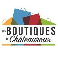 Les boutiques de Châteauroux